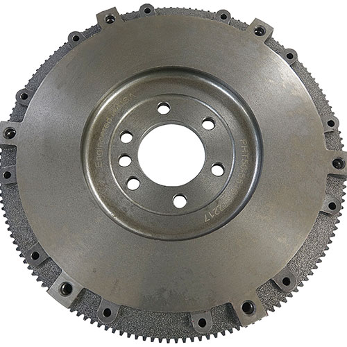 10.5 inch track flywheel