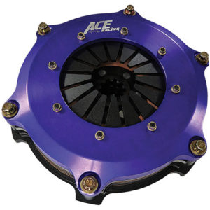 "7.25"" Ace Racing Button Clutch"