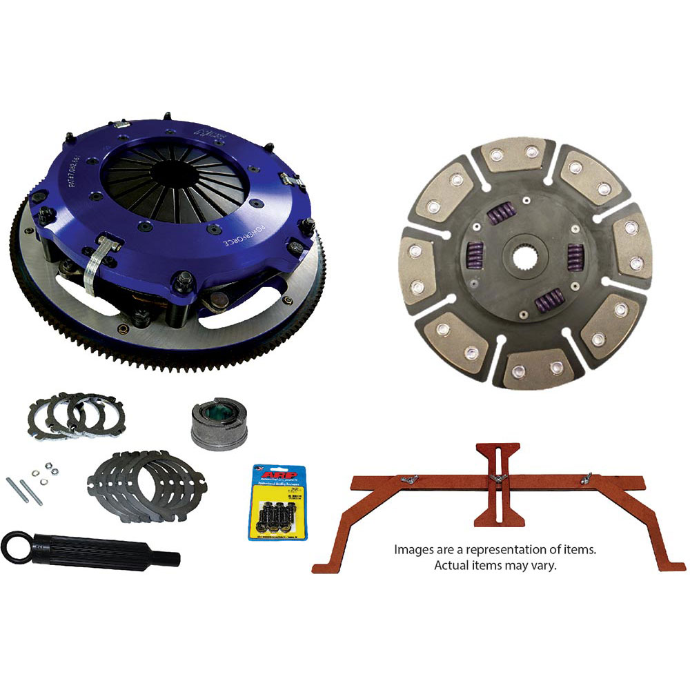 Powerforce Clutch Kit