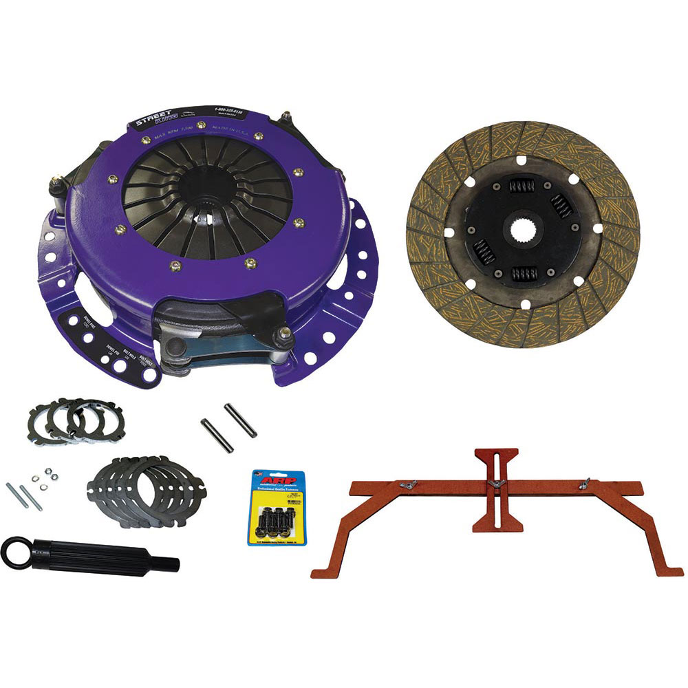 Street King Clutch Kit